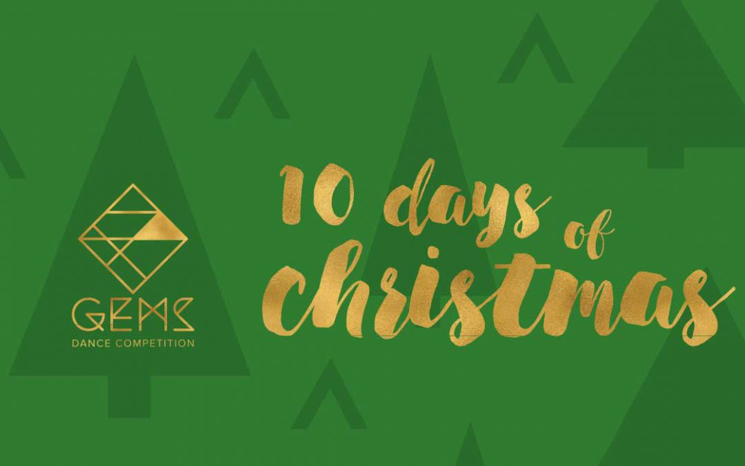 It's Back! 10 Days of Christmas Countdown 2018