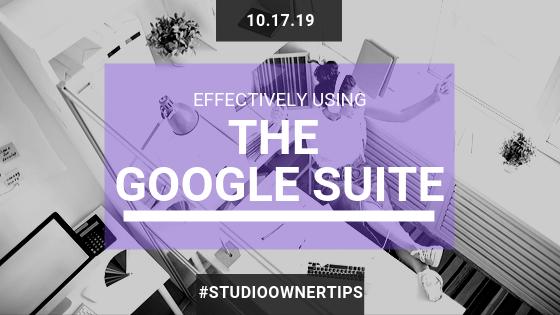 The Google Suite