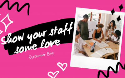 Staff Love September